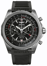 Breitling for Bentley Supersports B55 Sort/Gummi Ø49 mm E2736522-BC63-220S-E20DSA.2