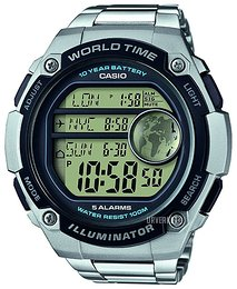 Casio Casio Collection LCD/Resinplast Ø55 mm AE-3000WD-1AVEF