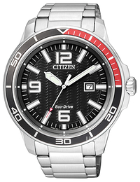 Citizen Dress Sort/Stål Ø46 mm AW1520-51E