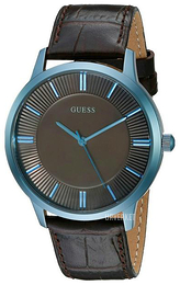 Guess Brun/Lær Ø43 mm U0664G3