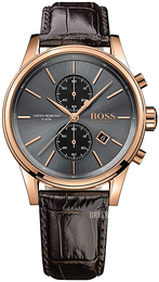 Hugo Boss Jet Grå/Lær Ø42 mm 1513281