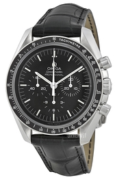 Omega Speedmaster Moonwatch Professional 42mm Sort/Lær Ø42 mm 311.33.42.30.01.001