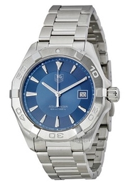 TAG Heuer TAG Heuer Aquaracer Blå/Stål Ø40.5 mm WAY1112.BA0928