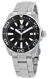 TAG Heuer Aquaracer Sort/Stål Ø41 mm WAY111A.BA0928