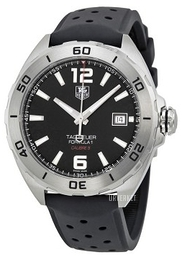 TAG Heuer TAG Heuer Formula 1 Sort/Gummi Ø41 mm WAZ2113.FT8023