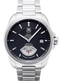 TAG Heuer Grand Carrera Calibre 6RS Automatic Sort/Stål Ø40.2 mm WAV511A.BA0900