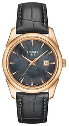 Tissot Vintage Quartz Lady Sort/Lær Ø30 mm T920.210.76.121.00