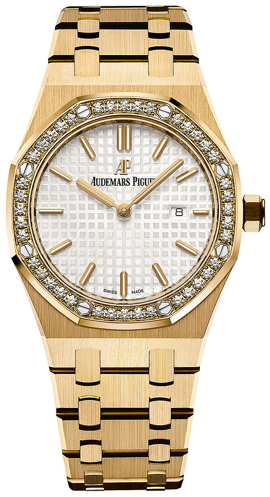 Audemars Piguet Royal Oak Dameklokke 67651BA.ZZ.1261BA.01 - Audemars Piguet