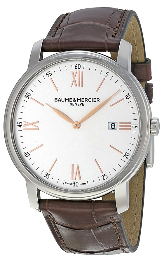 Baume & Mercier Classima Executives Herreklokke M0A10144 - Baume & Mercier