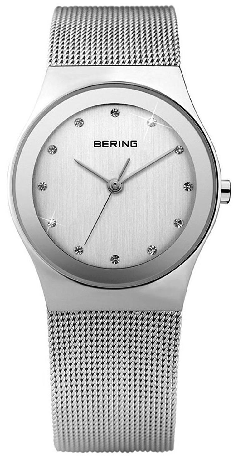 Bering Classic Dameklokke 12927-000 Sølvfarget/Stål Ø27 mm - Bering