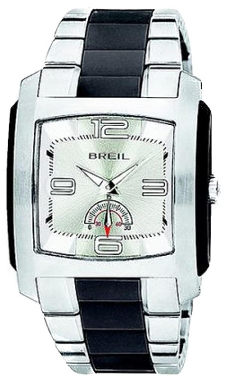 Breil Dress Herreklokke BW0225 Sølvfarget/Plast - Breil