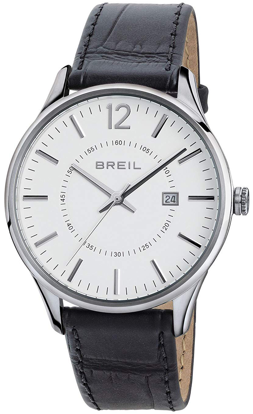 Breil 99999 Dameklokke TW1562 Hvit/Lær Ø32 mm - Breil