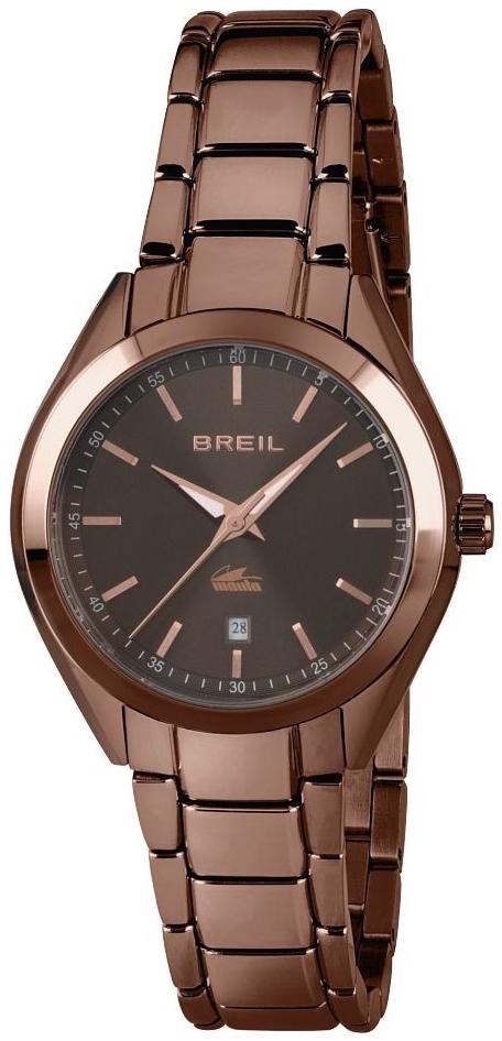 Breil Manta Dameklokke TW1684 Brun/Stål Ø33 mm - Breil