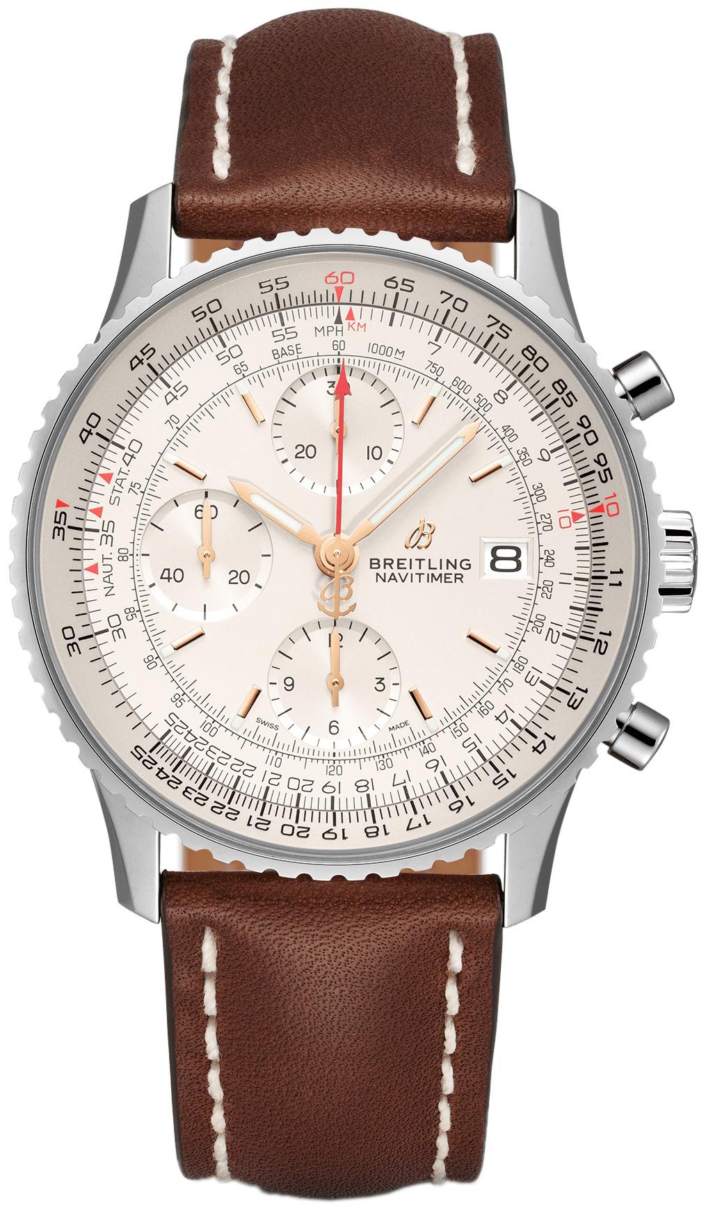Breitling Navitimer 1 Chronograph 41 Herreklokke A13324121G1X3 - Breitling
