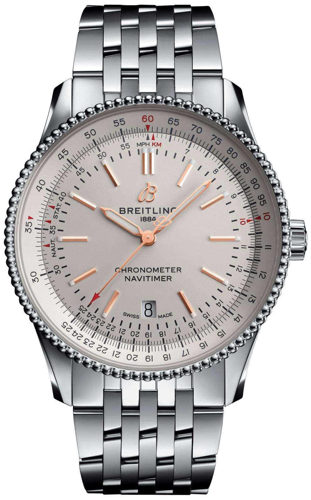 Breitling Navitimer 1 Automatic 41 Herreklokke A17326211G1A1 - Breitling