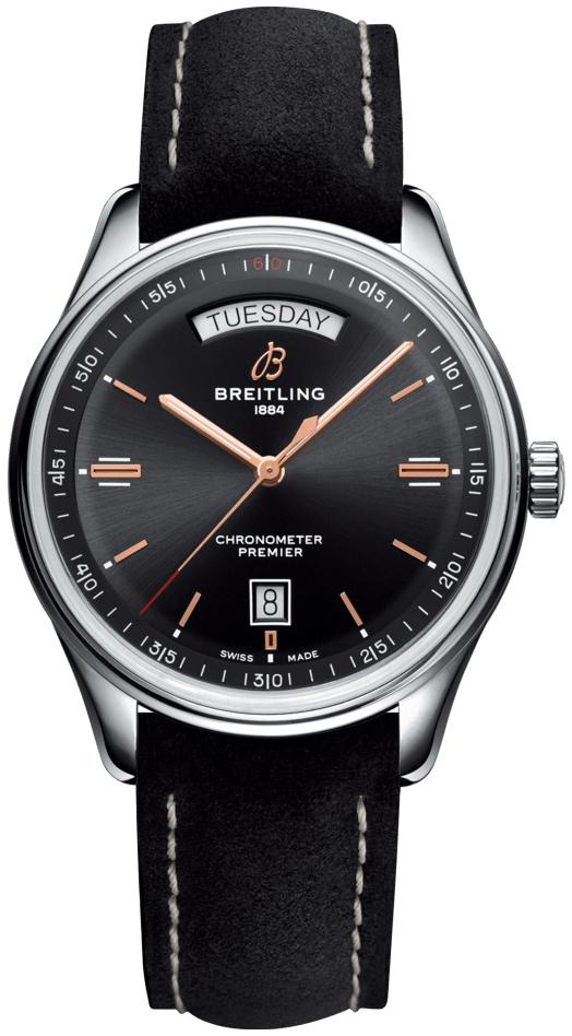 Breitling Premier Automatic Day & Date 40 Herreklokke - Breitling
