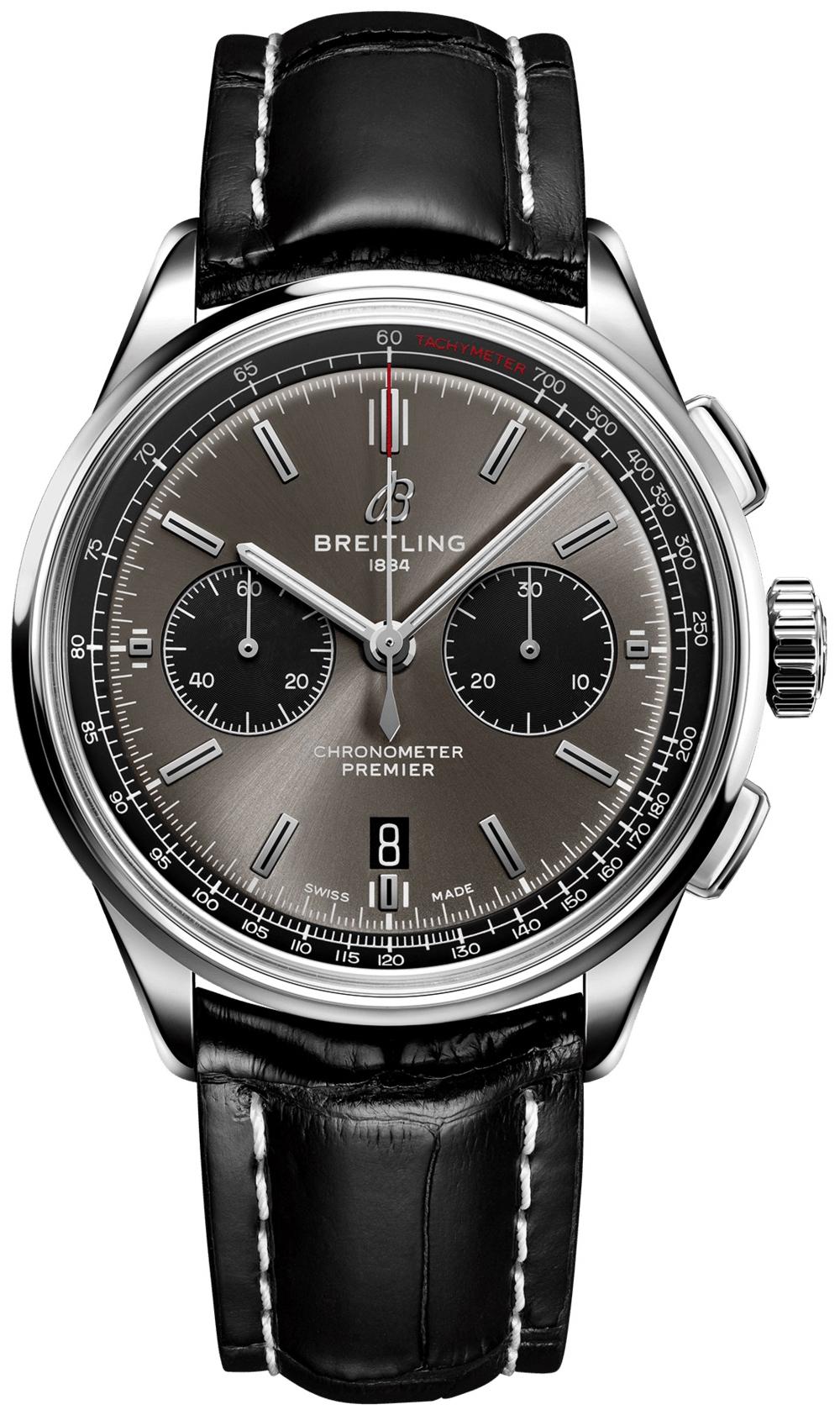 Breitling Premier B01 Chronograph 42 Herreklokke AB0118221B1P1 - Breitling