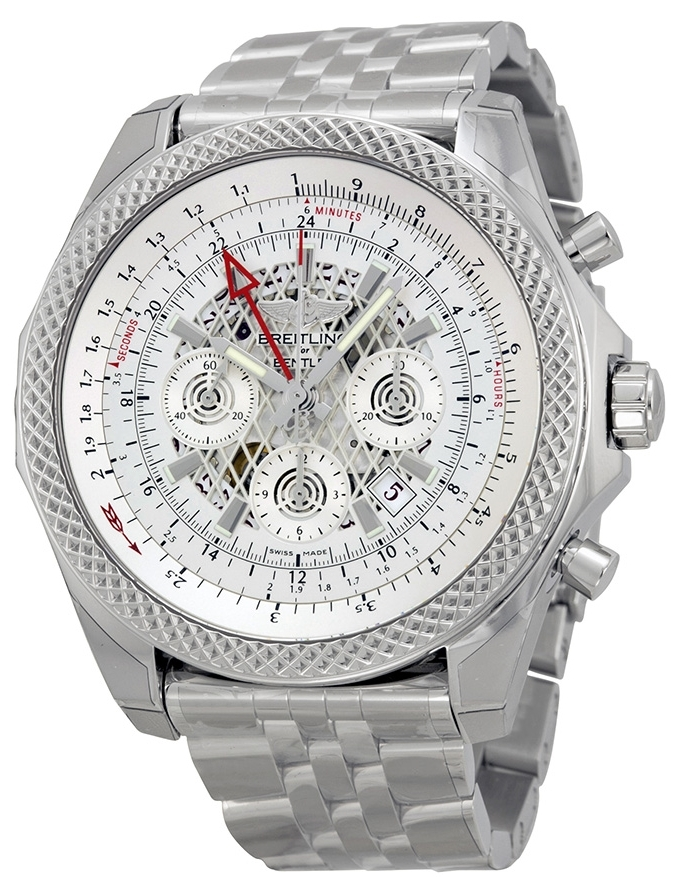 Breitling for Bentley B04 GMT Herreklokke AB043112-G774-990A - Breitling for Bentley