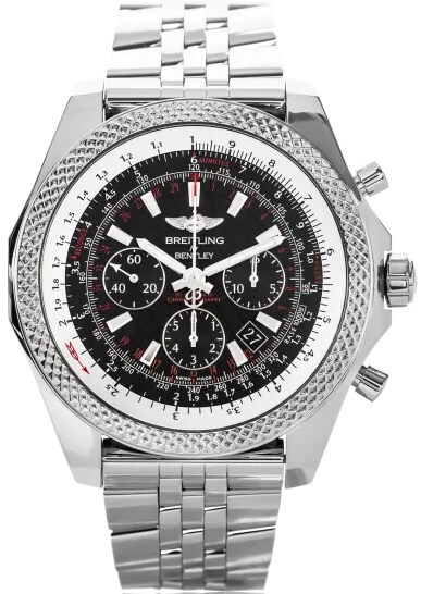 Breitling for Bentley B06 Herreklokke AB061112-BD80-990A Sort/Stål - Breitling for Bentley
