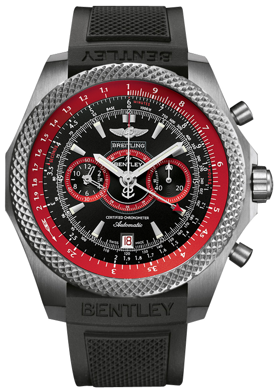 Breitling for Bentley Supersports B55 Herreklokke - Breitling for Bentley