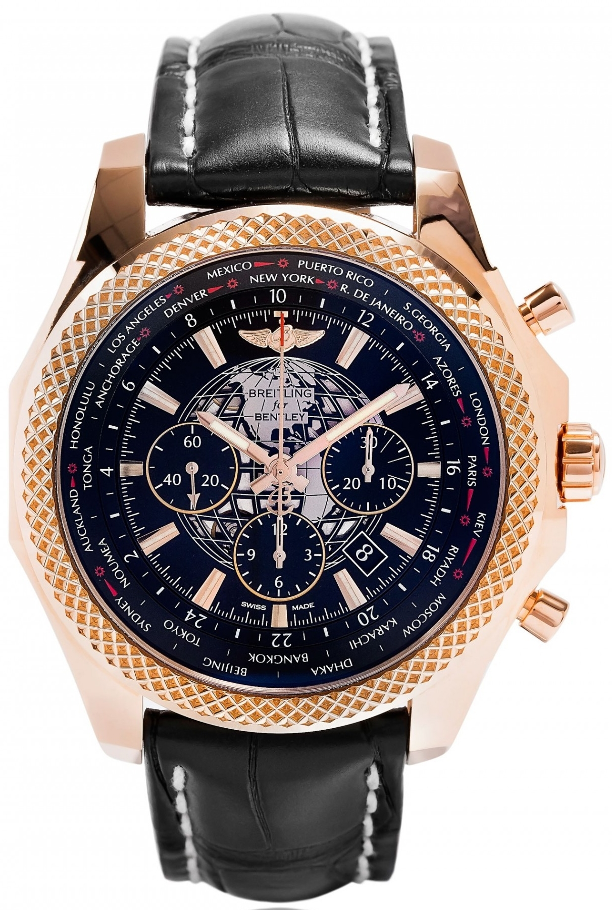 Breitling for Bentley B05 Unitime Herreklokke - Breitling for Bentley
