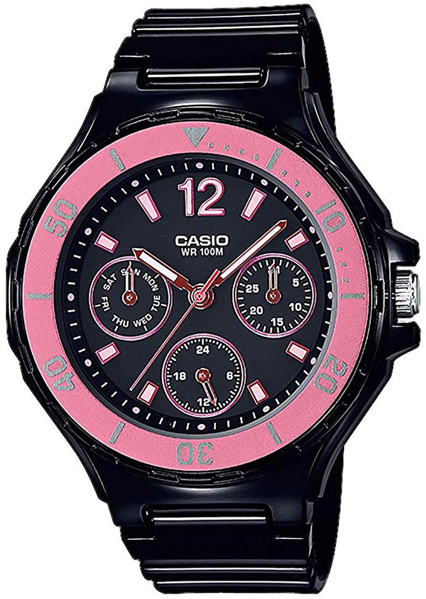 Casio Casio Collection Dameklokke LRW-250H-1A2VEF Sort/Resinplast - Casio