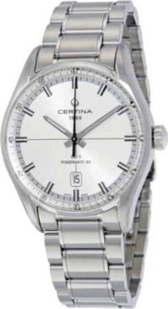 Certina DS 1 Herreklokke C029.407.11.031.00 Sølvfarget/Stål Ø40 mm - Certina