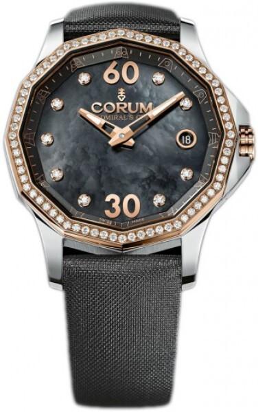 Corum Admirals Cup Legend 38 Dameklokke 082.101.29-0F41 PN10 - Corum