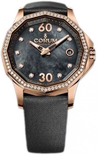 Corum Admirals Cup Legend 38 Dameklokke 082.101.85-0041 PN10 - Corum