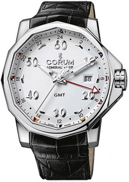 Corum Admirals Cup Challaenger 44 Herreklokke 383.330.20-0F81 AA12 - Corum