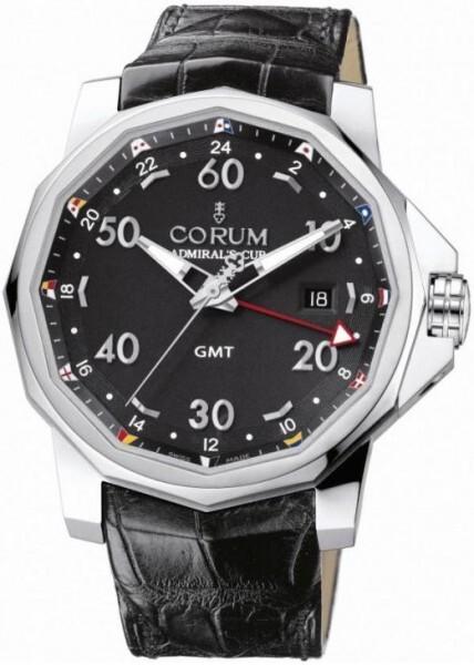Corum Admirals Cup Challaenger 44 Herreklokke 383.330.20-0F81 AN12 - Corum