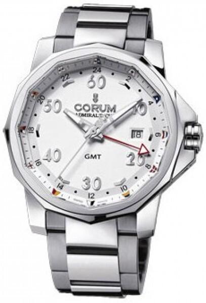 Corum Admirals Cup Challaenger 44 Herreklokke 383.330.20-V701 AA12 - Corum