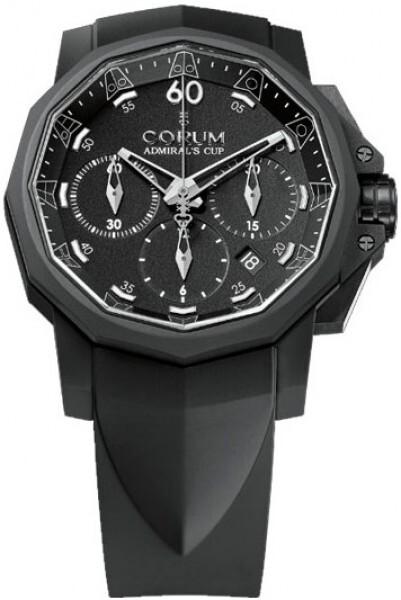 Corum Admirals Cup Challaenger 44 Herreklokke 753.801.02-F371 AN21 - Corum