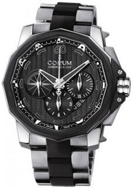Corum Admirals Cup Challaenger 48 Herreklokke 753.935.06-V791 AN52 - Corum