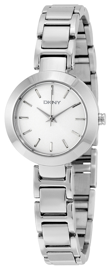DKNY Dress Dameklokke NY2398 Sølvfarget/Stål Ø28 mm - DKNY