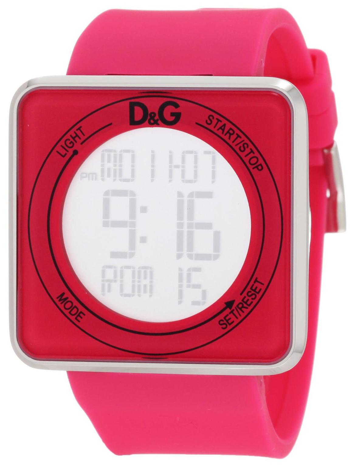Dolce & Gabbana D&G High Contact Dameklokke DW0737 - Dolce & Gabbana D&G