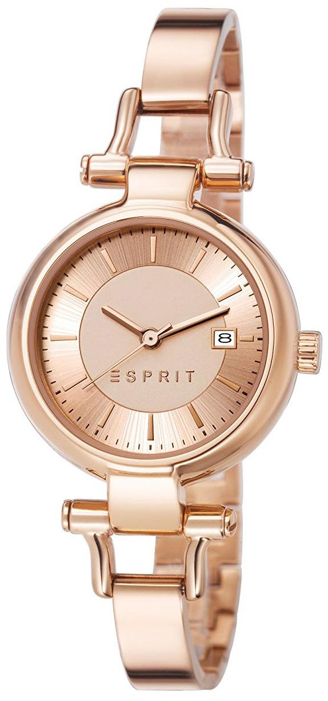Esprit Dress Dameklokke ES107632006 Rosegullfarget/Rose-gulltonet - Esprit