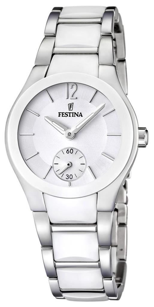 Festina Dress Dameklokke F16588-1 Flerfarget/Stål Ø32 mm - Festina