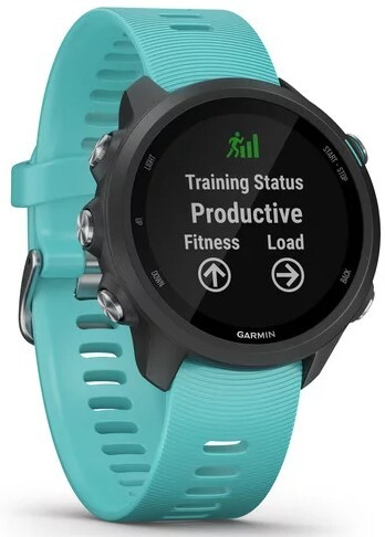 Garmin Forerunner 245 010-02120-32 Sort/Gummi Ø42.3 mm - Garmin