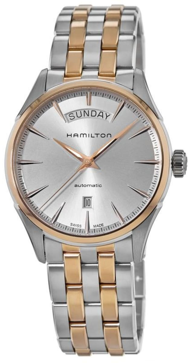 Hamilton American Classic Jazzmaster Herreklokke H42525251 - Hamilton
