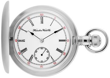 Hamilton American Classic Timeless Herreklokke H51359013 Hvit Ø52 mm - Hamilton