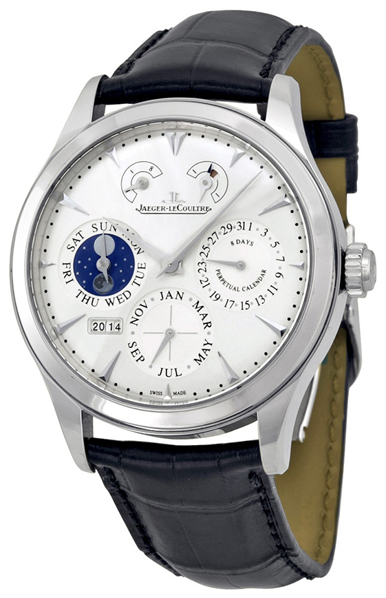 Jaeger LeCoultre Master Eight Days Perpetual Stainless Steel - Jaeger LeCoultre