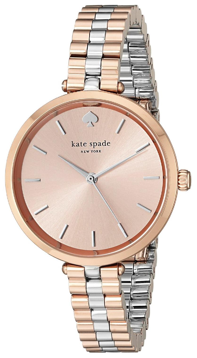 Kate Spade 99999 Dameklokke 1YRU0860 Rosegullfarget/Rose-gulltonet - Kate Spade