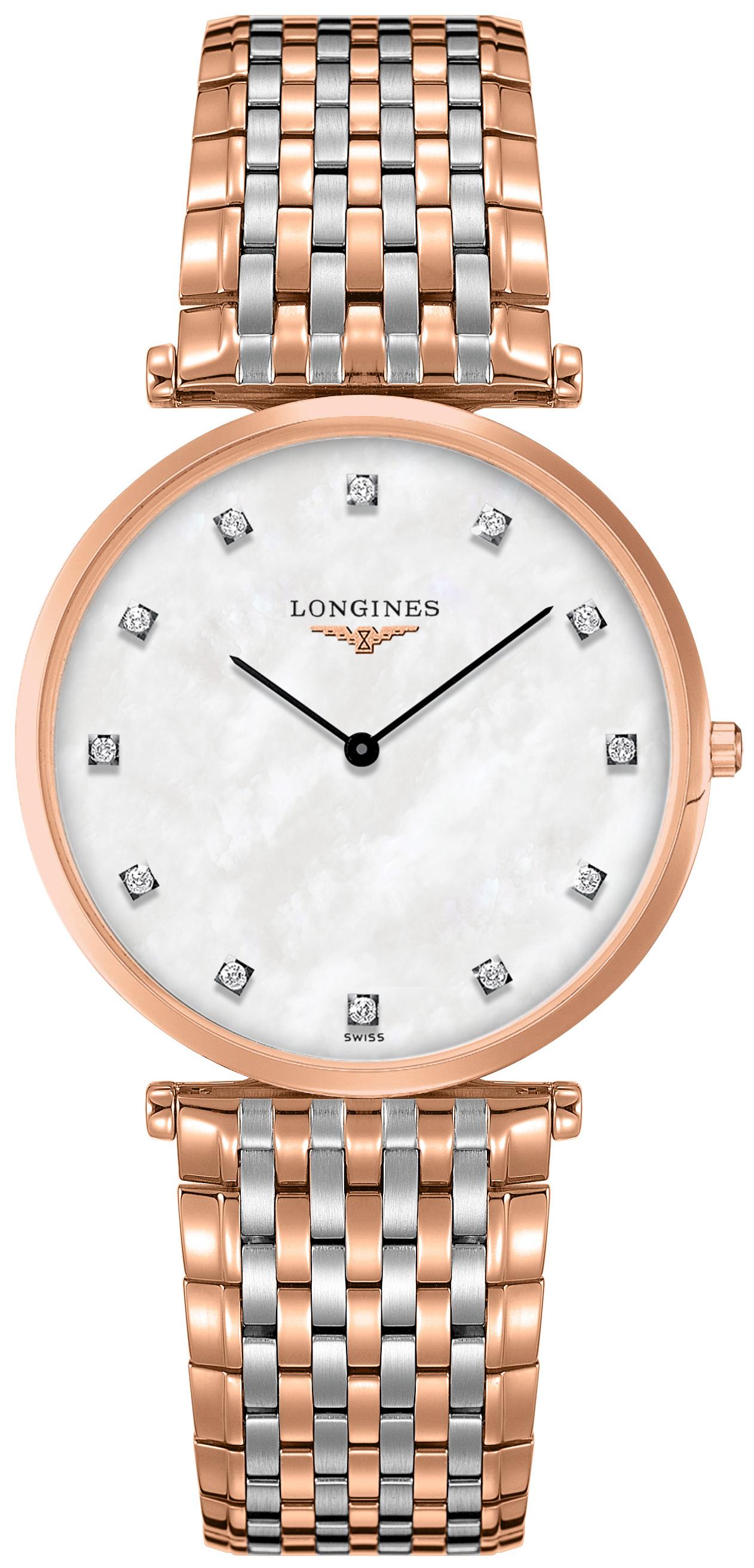 Longines La Grande Classique De Longines Herreklokke L4.766.1.97.7 - Longines