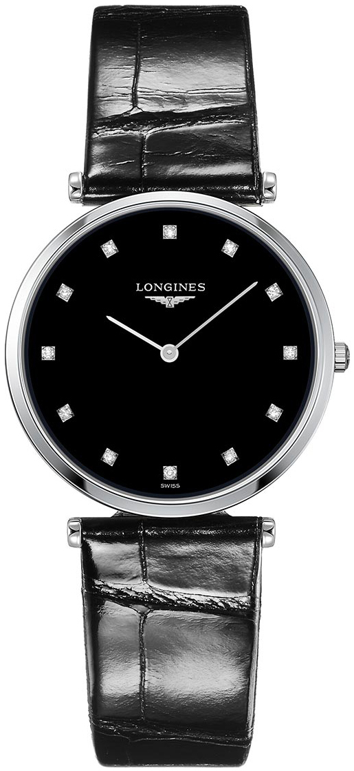 Longines La Grande Classique De Longines Dameklokke l4.709.4.55.2 - Longines