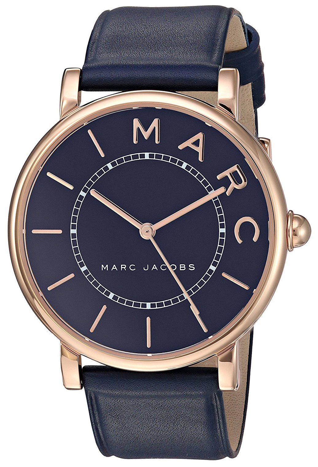Marc by Marc Jacobs 99999 Dameklokke MJ1534 Blå/Lær Ø36 mm - Marc by Marc Jacobs