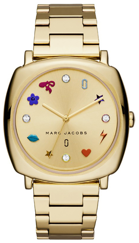 Marc by Marc Jacobs 99999 Dameklokke MJ3549 Gulltonet/Gulltonet stål - Marc by Marc Jacobs