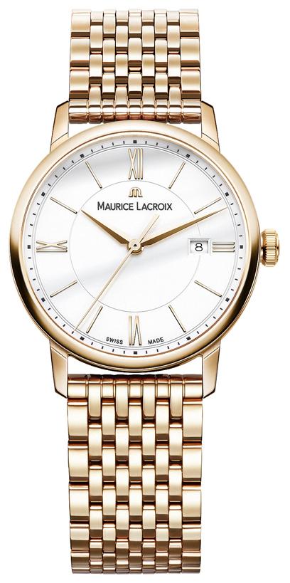 Maurice Lacroix Eliros Date Ladies Dameklokke EL1094-PVP06-111-1 - Maurice Lacroix