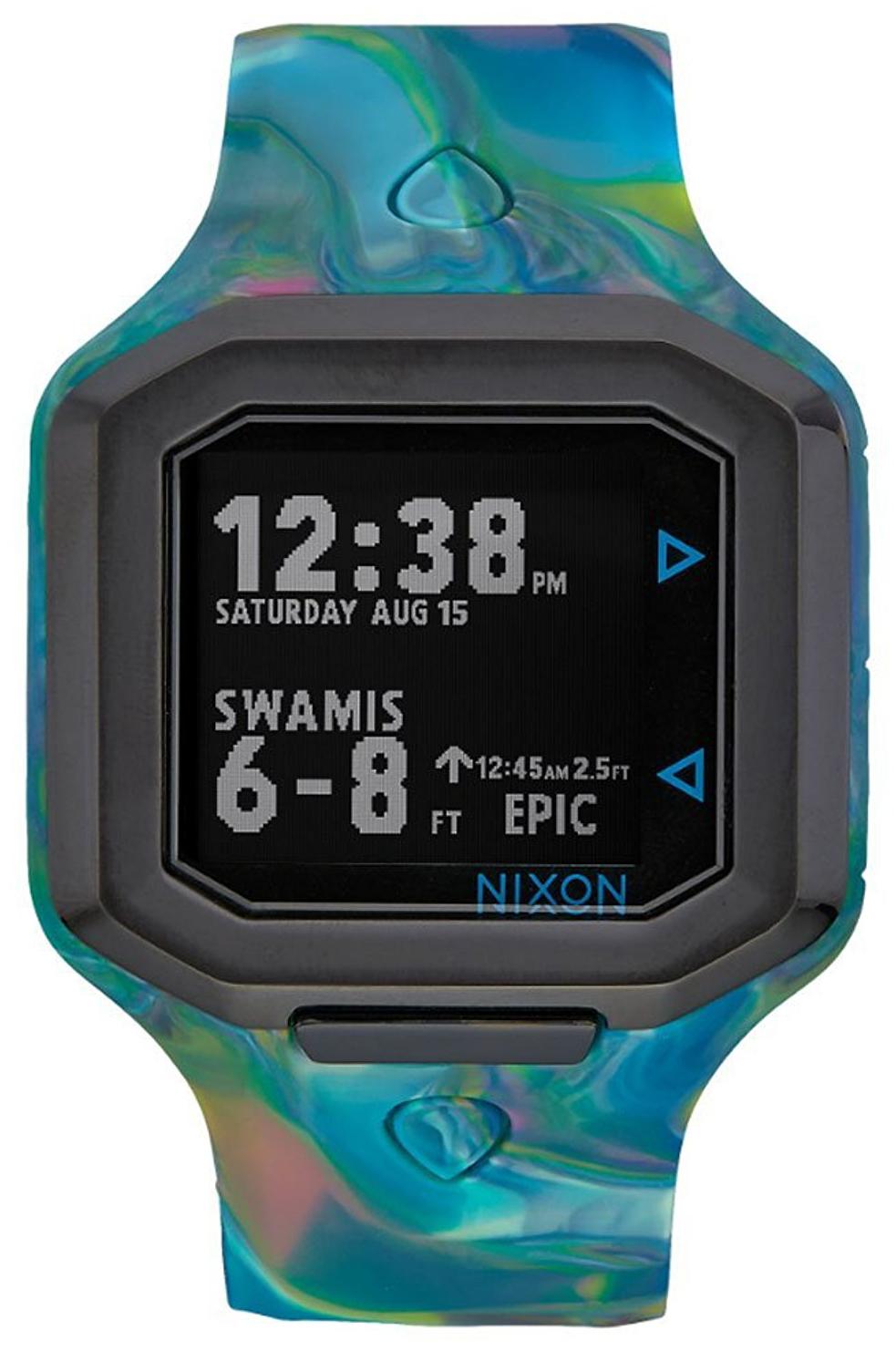 Nixon 99999 A4761610-00 LCD/Gummi - Nixon