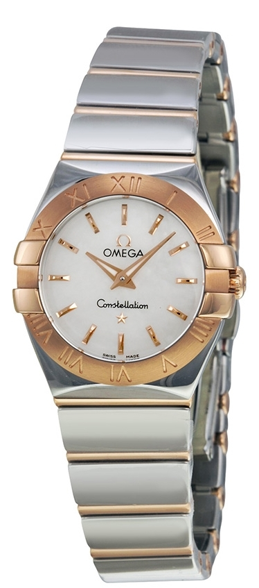 Omega Constellation Quartz 24mm Dameklokke 123.20.24.60.05.003 - Omega